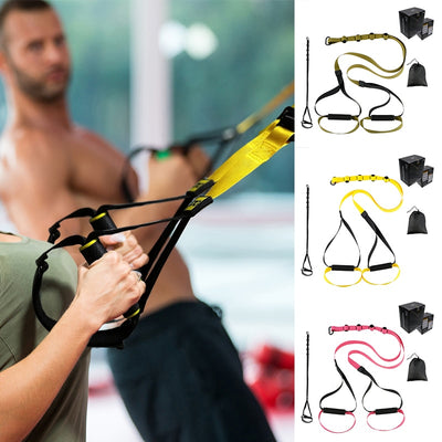 Bodyweight Trainer Resistance Bands - Fitness Wanted