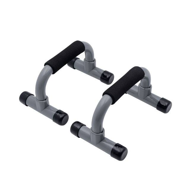Exercise Push-Up Stands Bars - FitnessWanted