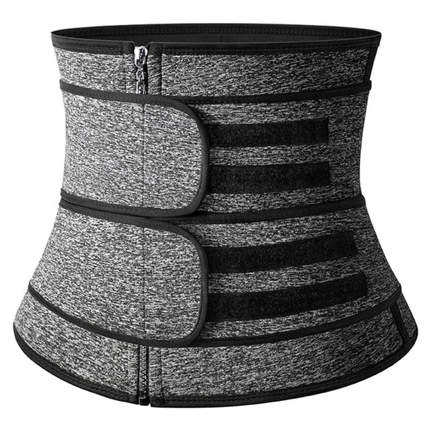 Waist Trainer Corset Sweat Belt for Women - FitnessWanted