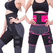 Women High Waist Thigh Trimmer - FitnessWanted