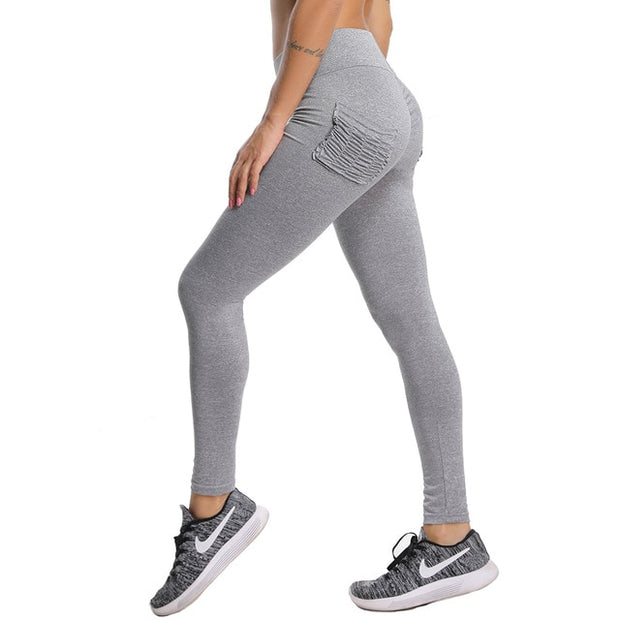 Women Fitness Yoga Pants - FitnessWanted