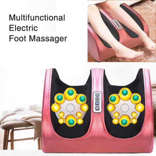 Foot Massager Heating Therapy - FitnessWanted