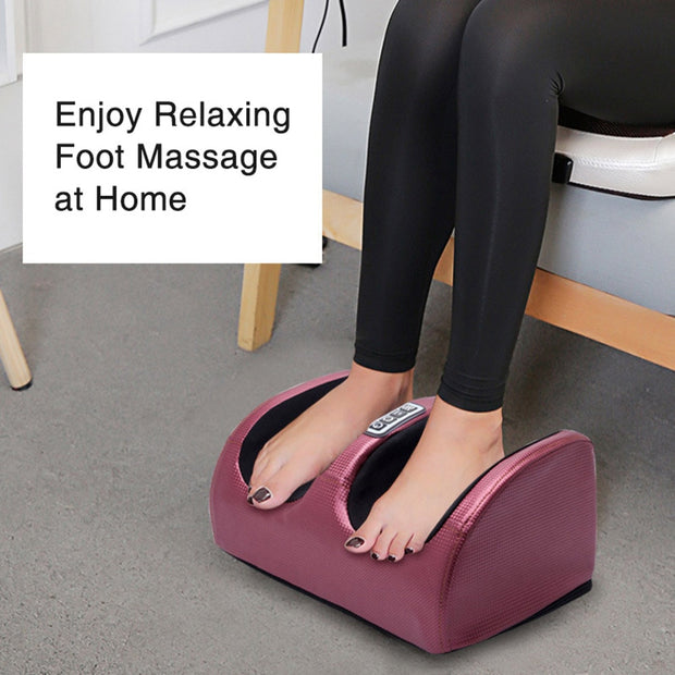 Foot Massager Heating Therapy