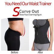 Slimming Trimmer Fitness Corset - FitnessWanted