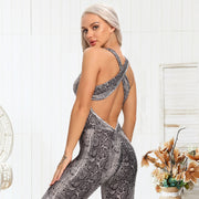 Jumpsuit Gym Workout Clothes
