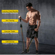 Crossfit Training Exercise - FitnessWanted