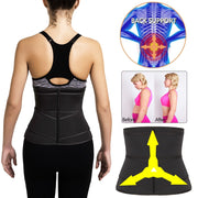Women Waist Trainer Body Shaper Belt - FitnessWanted