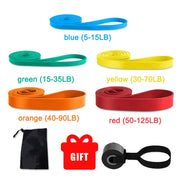 Pull Up Assist Bands for Fitness - FitnessWanted