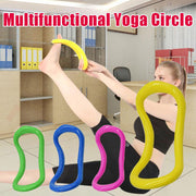 Yoga Ring Pilates Workout - FitnessWanted