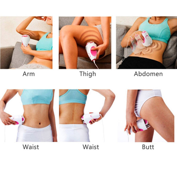 Abdominal Exercise Cellulite Control Device - FitnessWanted