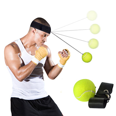 Boxing Ball String Headband - Fitness Wanted