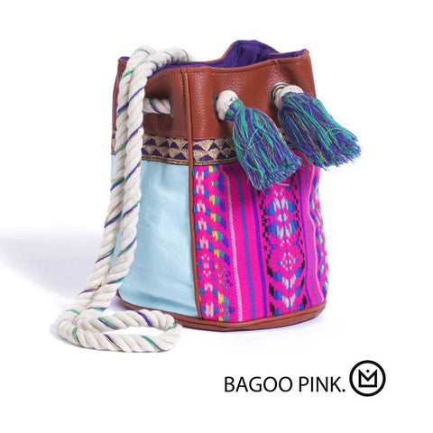 Hipanema Bagoo Mini Bucket Bag