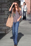 "<a href=""http://rockmintstyle.com/collections/j-j-winters/"" target=""_blank"" >Vanessa Minnillo wearing J.J. Winters Haley Tote</a>"