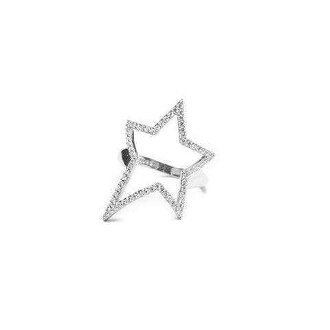 Alex Mika Star Ring