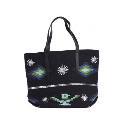 Hipanema Black Arrow Tote