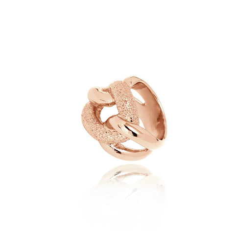 TOV Diamond Effects Rose Gourmet Ring