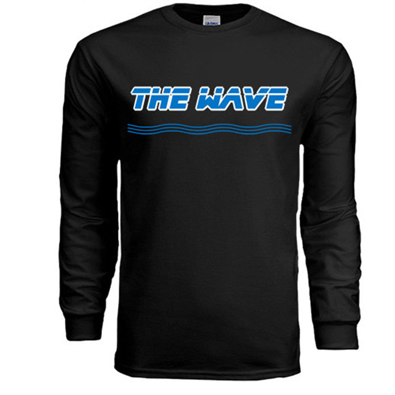 Long Sleeve Wave Concert T-shirt