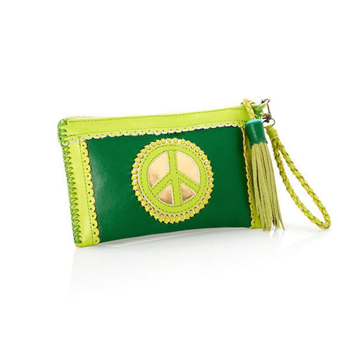 Peace Bag Green