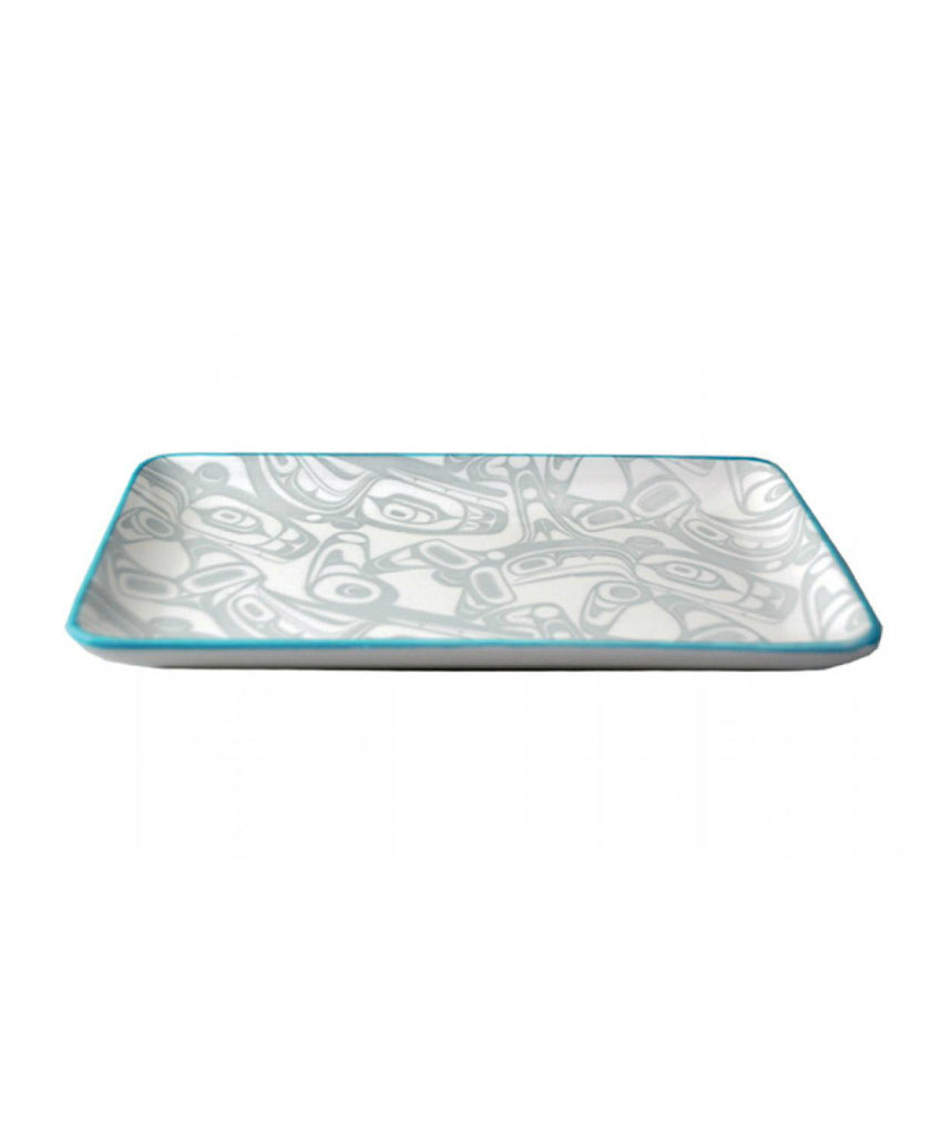 Platter - Orca (Turquoise/Black)