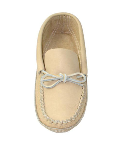 Men's Moccasins - Tan