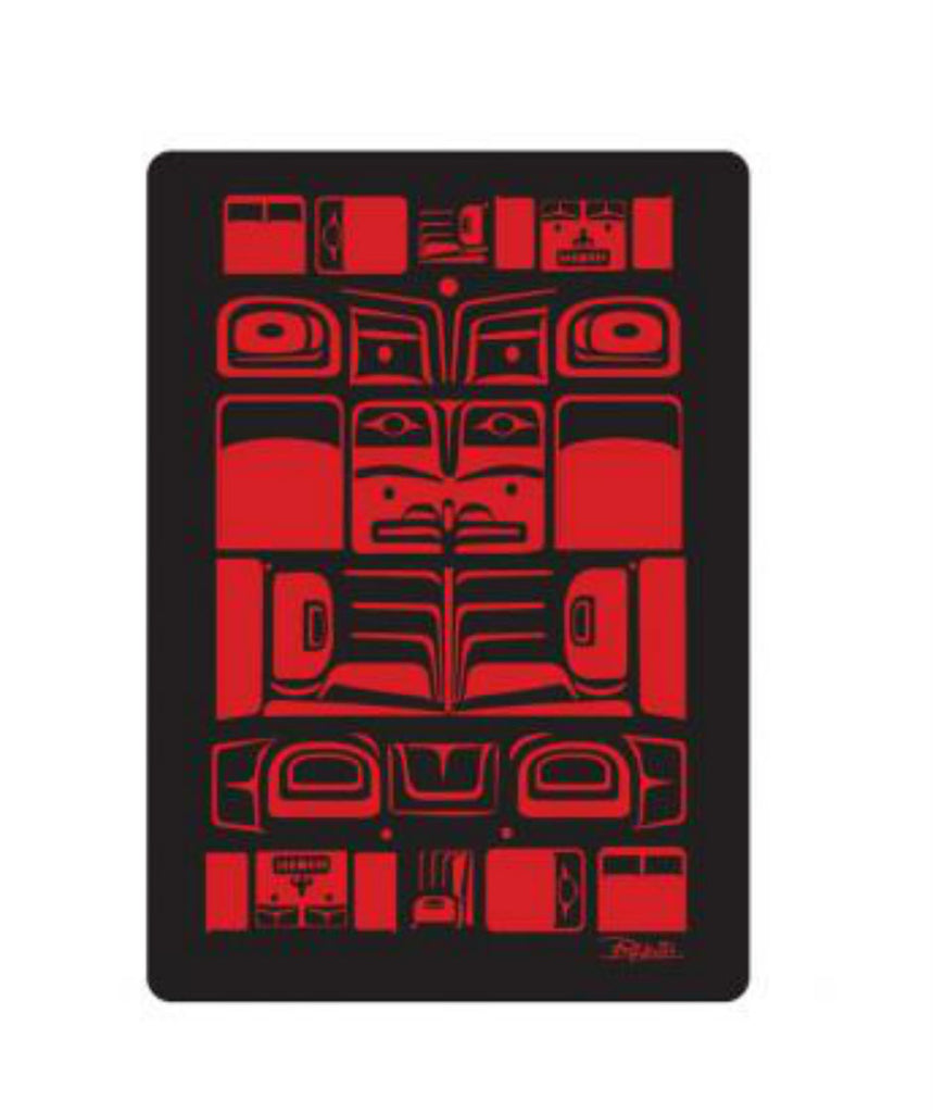 Playing Cards - Chilkat