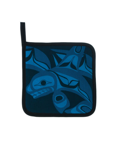 Pot Holder - Killer Whale