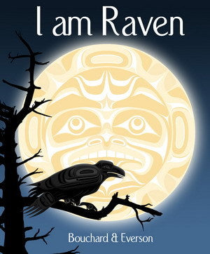 Book - I am Raven: A Story of Discovery