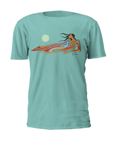 TShirt (Ladies) - Mother Earth
