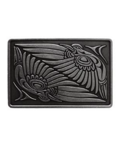 Belt Buckle - Hummingbird