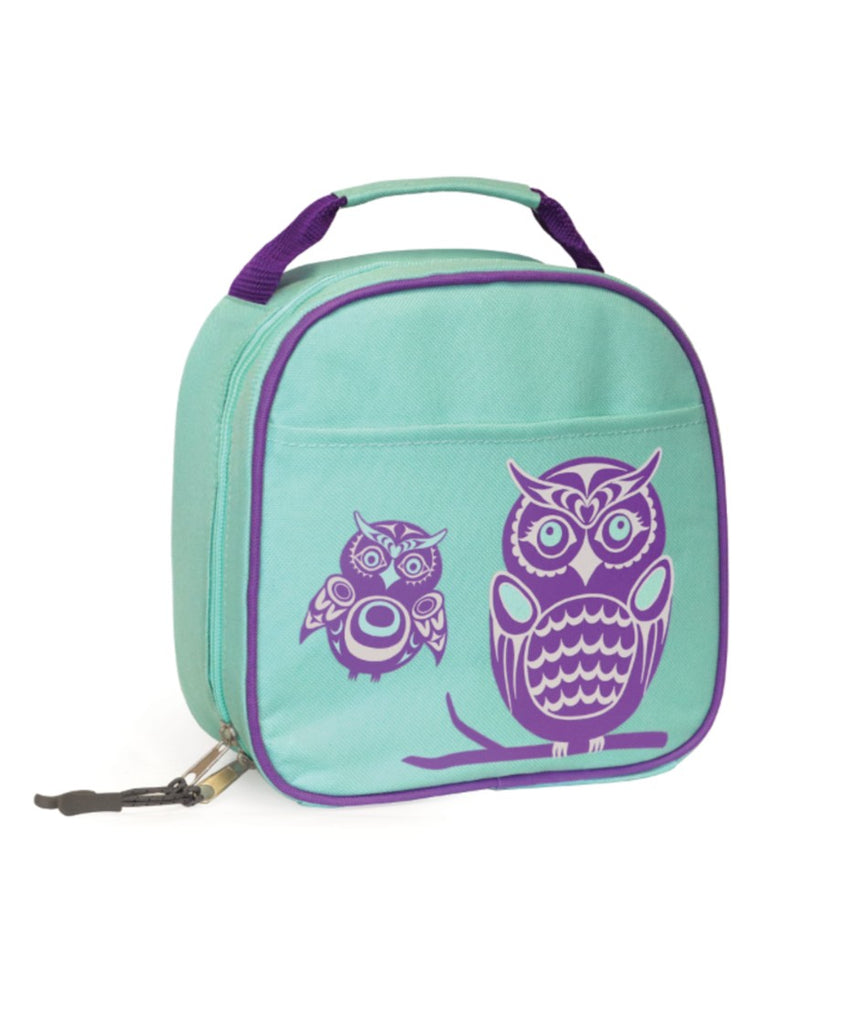 Kids Lunch Bag - Owl