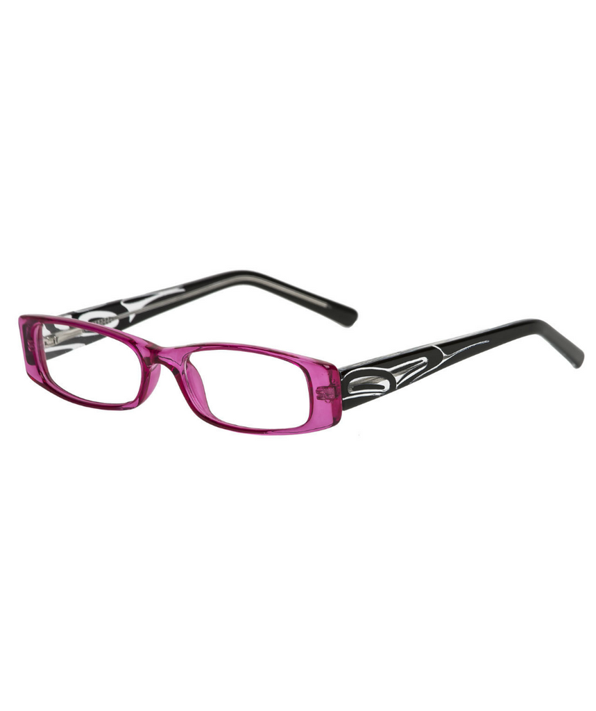 Reading Glasses - Orca (Fuchsia)