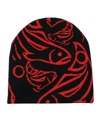 Toque - Salmon (Red)
