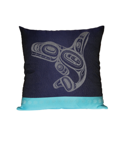 Pillow Cover - Whale