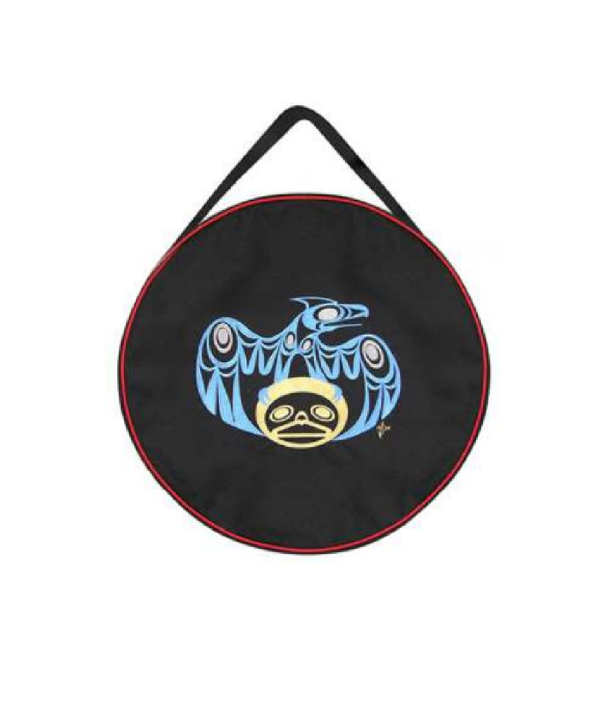 "21"" Drum Bag - Raven Brings out the Moon"