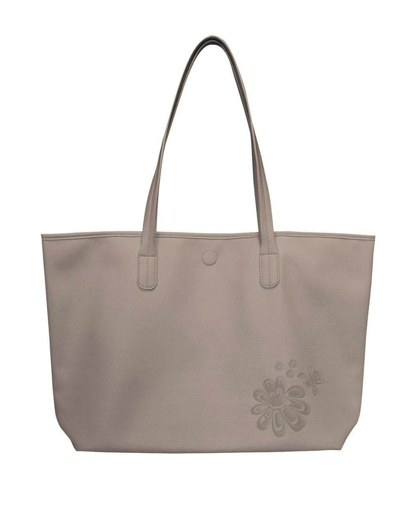 Tote Bag - Bee and Blossoms (Reversible)