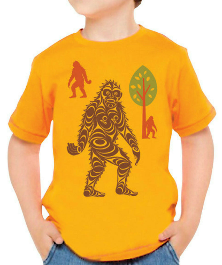 TShirt - Sasquatch (Youth)
