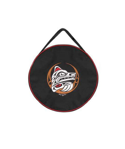 "21"" Drum Bag - Wolf Strength"
