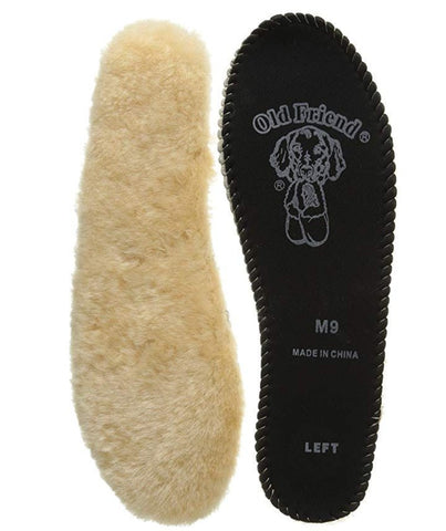 Insoles - Men's Sheepskin