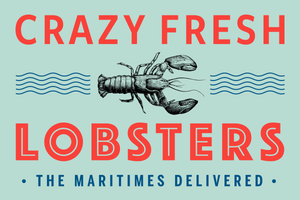 Crazy Fresh Lobsters