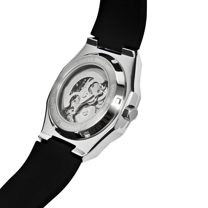 THE FAITH SILVER EDITION - Sabr Watches