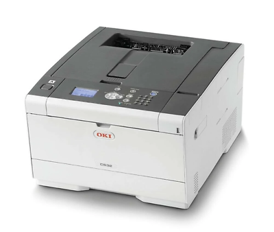 OKI C532DN Color LED Laser Printer (46552601)