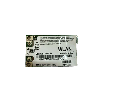 0PC193 wifi card for Dell XPS PP25L