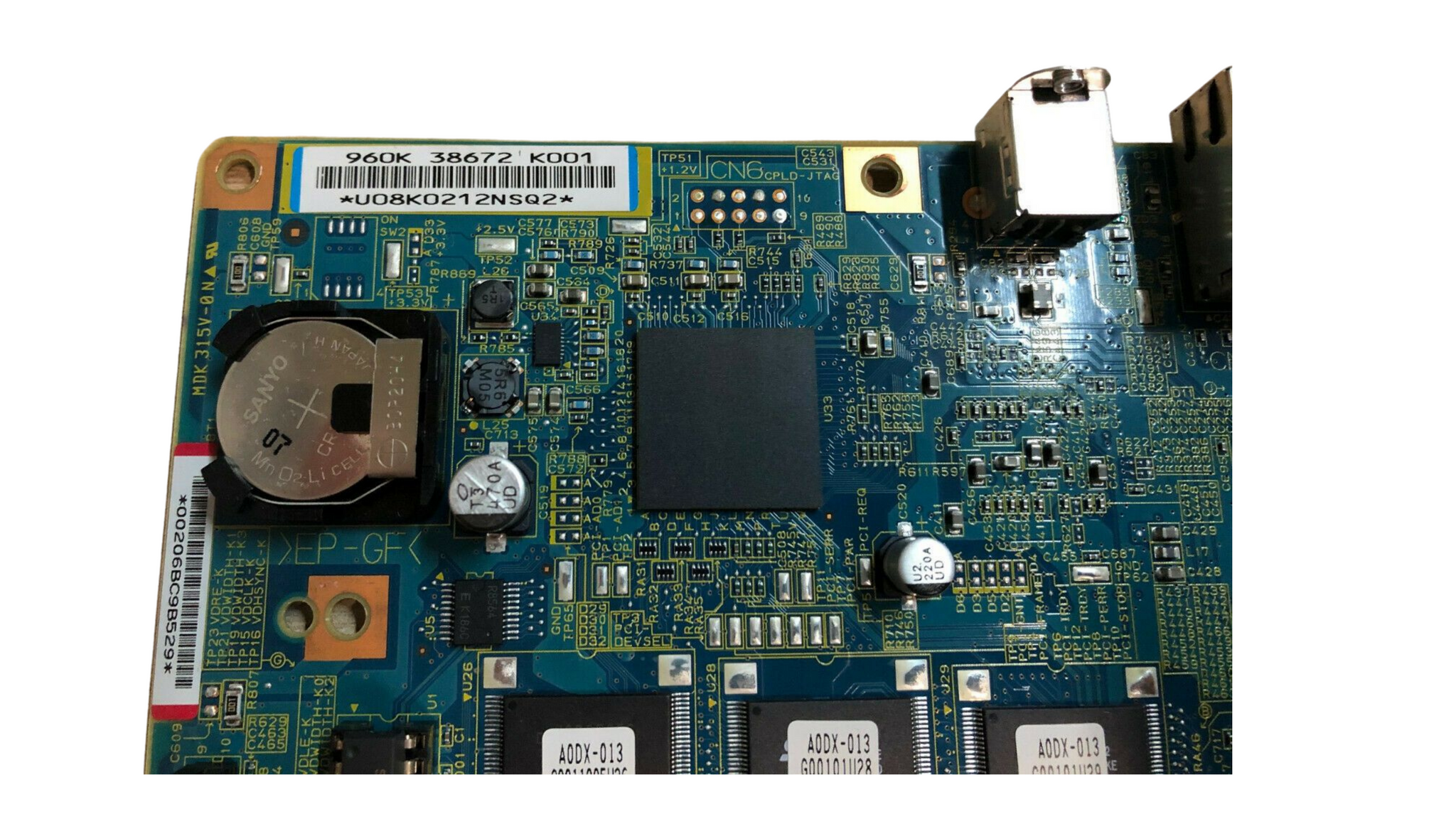 0JG336 fuser unit for Dell MFP 3115cn printer