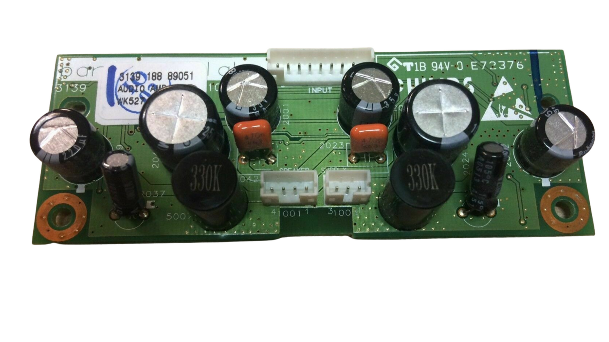 3139 188 89051 Audio AMP