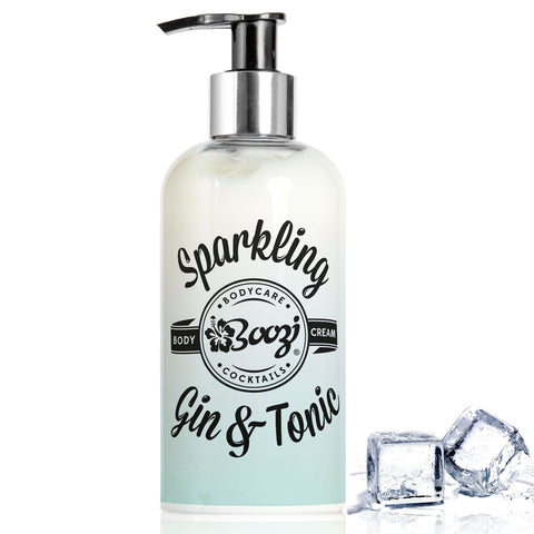 Sparkling Gin & Tonic Body Cream