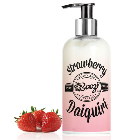 Strawberry Daiquiri Body Cream