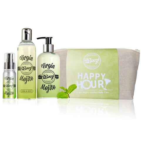 Virgin Mojito Happy Hour Wash Bag