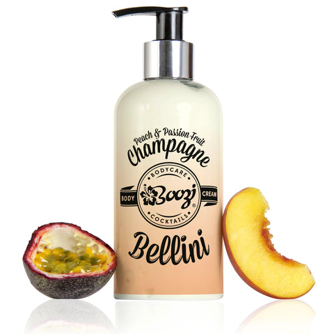 Peach & Passion Fruit Bellini Body Cream