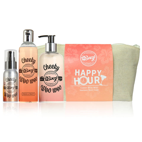 Cheeky Woo Woo Happy Hour Wash Bag