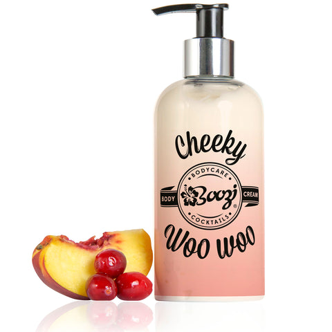 Cheeky Woo Woo Body Cream